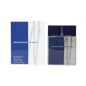Armand Basi In Blue Pour Homme 100ml EDT - For Men