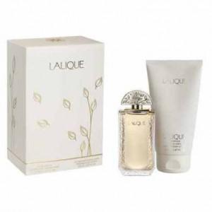 Lalique 50ml EDP Gift Set + 150ml Body Lotion