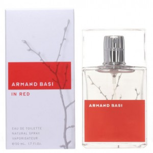 Armand Basi In Red 50ml EDT - For Women
