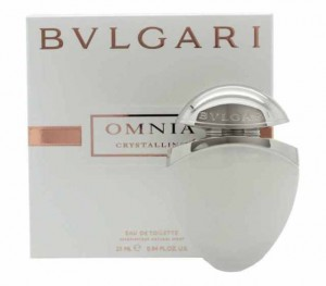 BVLGARI Omnia Crystalline 25ml EDT - For Women