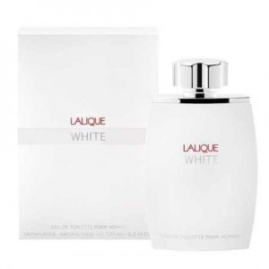 Lalique White Pour Homme 125ml EDT - For Men